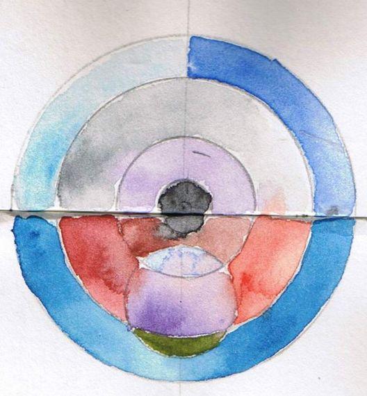 4 Círculo, de Miguel Elías