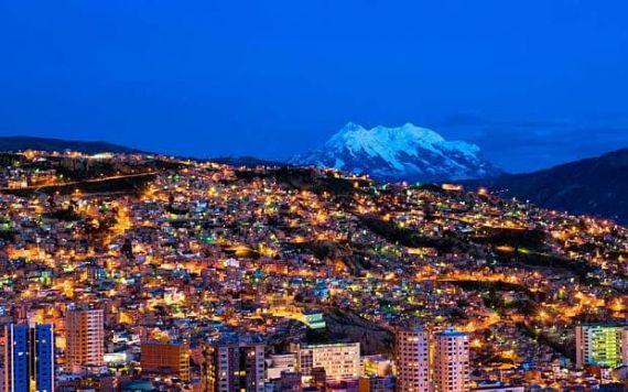4 Vista de La Paz