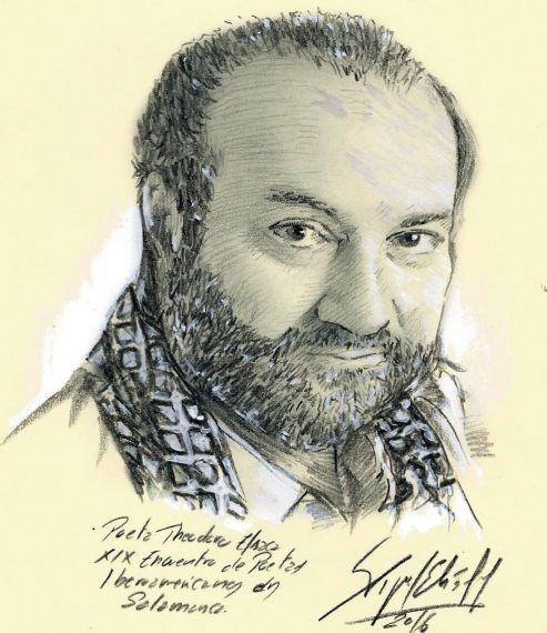 5 Retrato de Theodoro Elssaca, por Miguel Elías
