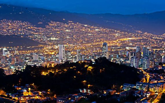 6 Otra vista de Medellín