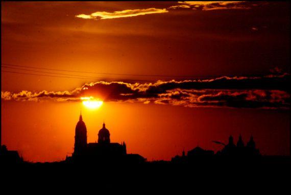 6 Vista de Salamanca (fotografía de José Amador Martín)