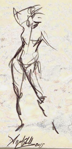 7 Mujer, de Miguel Elías