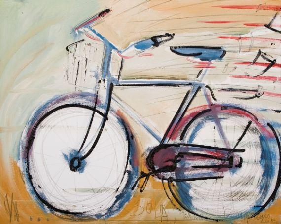 1 La bicicleta, de Benjamí Tous