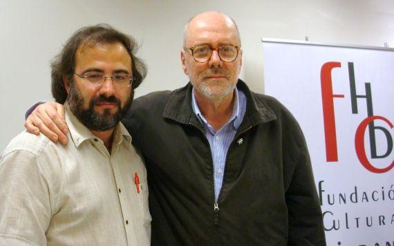 2 Alfredo Pérez Alencart y João Gilberto Noll