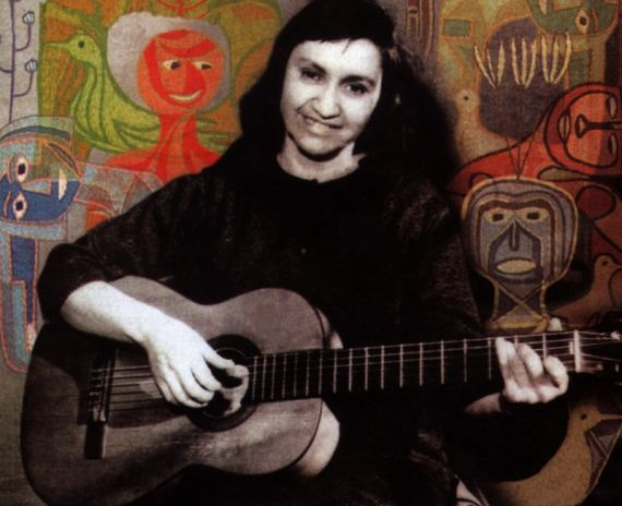 2 Violeta Parra