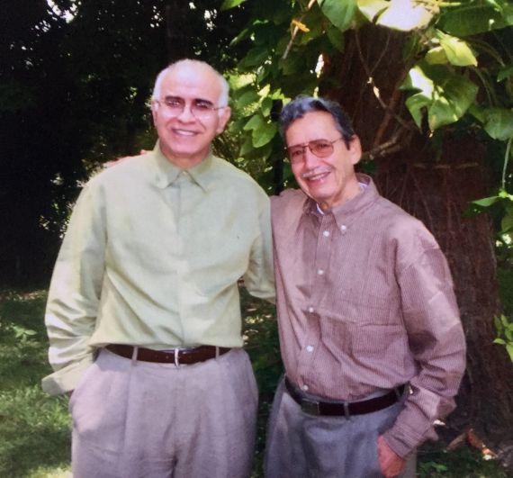 3 David Cortés Cabán y Ramón Palomares