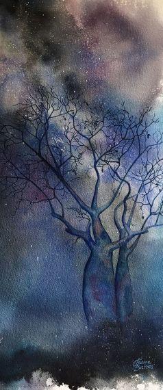 5 Baobab, de Jeanne Barnes