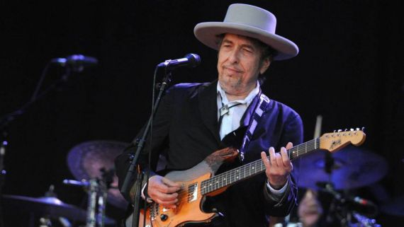 6 Bob Dylan