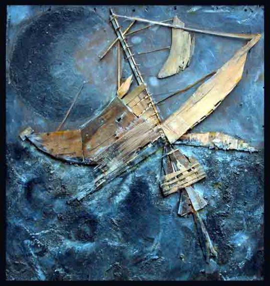 8 naufragio