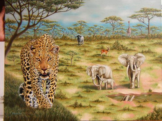 9 África, de Antonio Gutiérrez de la Rosa