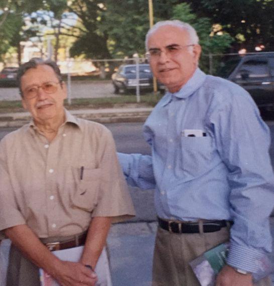 9 Ramón Palomares y David Cortés Cabán