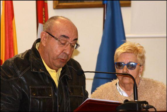 2 Francisco Javier Sánchez y Verónica Amat (foto de José Amador Martín)