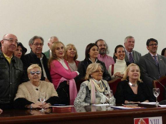 6 Otra imagen de poetas y músicos (Foto de Alberto Sánchez)