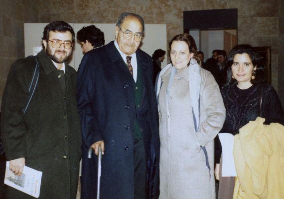 7 Alfredo Pérez Alencart, Baquero, Carmen Ruiz Barrionuevo y Jacqueline Alencar (Salamanca, 1994)