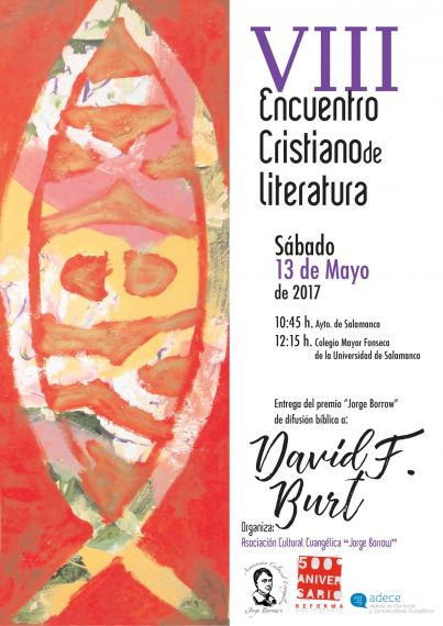 7 VIII ENCUENTRO CRISTIANO DE LITERATURA (Cartel)