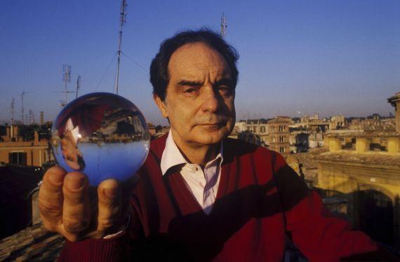 1 El escritor Italo Calvino