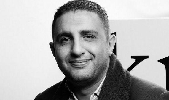 1 el poeta palestino Najwan Darwish