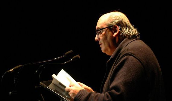 1 José María Muñoz Quiros en el Teatro Liceo de Salamanca (foto de José Amador Martín)