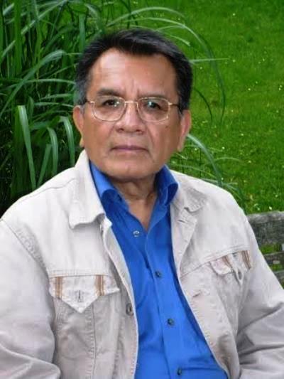 1 Melacio Castro, escritor peruano residente en Alemania