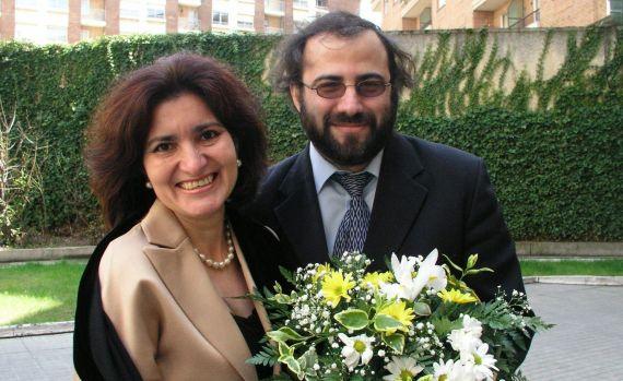 3 Jacqueline y Alfredo (abril 2007)