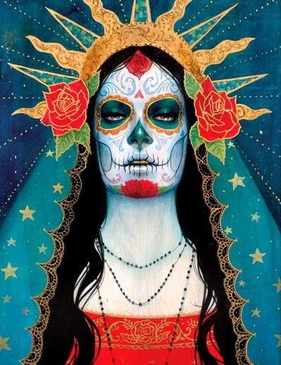 3 La Santa Muerte, de Silvia Ji