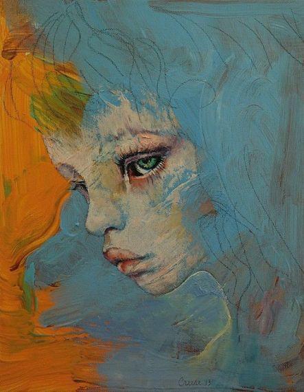 4 Azul, de Michael Creese
