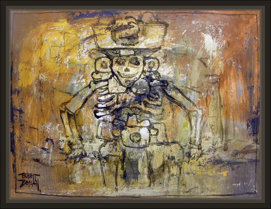 4 Pintura de Ernest Descals