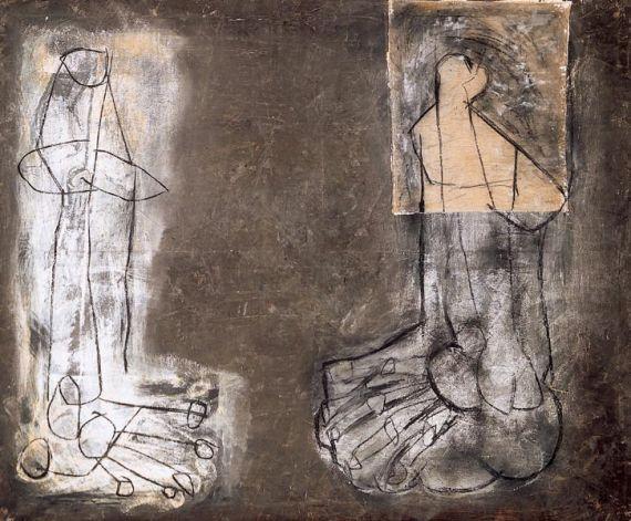 5 Espaciode poeta I, de Joan Bennàssar (1986)
