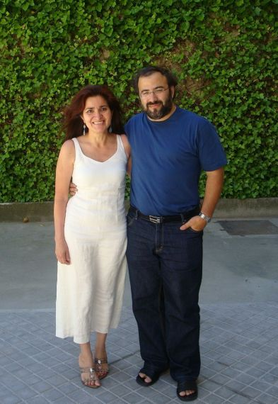 5 Jacqueline y Alfredo (junio 2009)