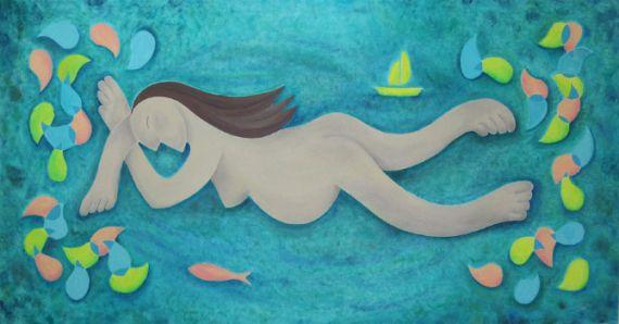 6 La madre-mar, de Emilio Jiménez