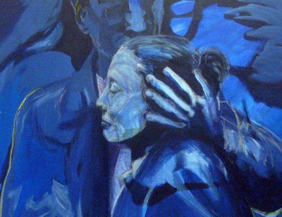 7 Beso azul, de Horacio Cabezuelo