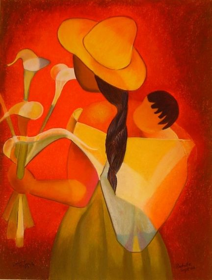 7 Pintura de Louis Toffoli