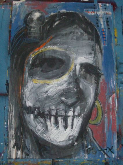 9 Santa Muerte, de Imerio Soto