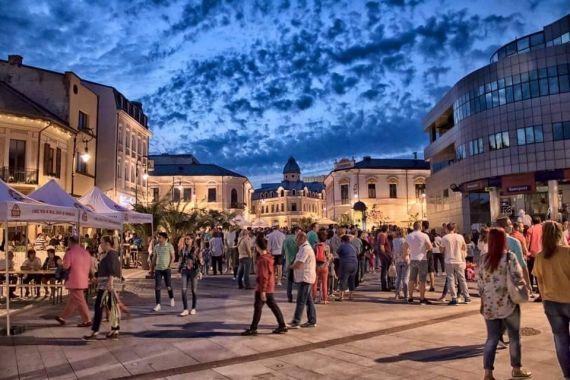 16 Centro histórico de Craiova