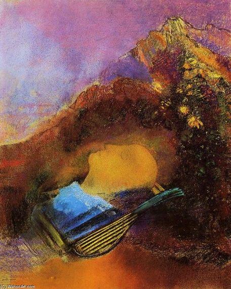 2 Obra de Odilon Redon
