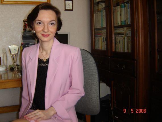 20 La profesora y traductora Rodica Grigore