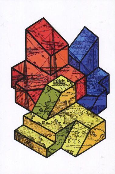 5 Contraportada del libro, ilustrda por Luis Cabrera Hernández