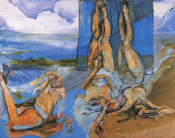 6 Se ha quedado atrás, de la boliviana Vanessa Arata Canedo Reyes (2001)