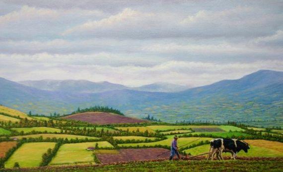 8 Pintura del colombiano Jairo Buesaquillo