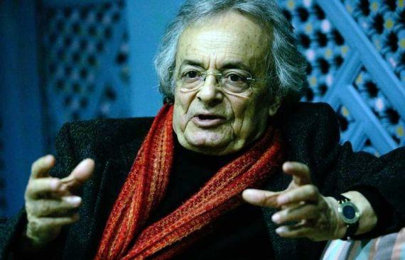 1 El poeta sirio Adonis