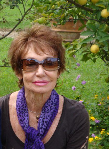 1 La poeta y ensayista venezolana Ana María del Re (Italia, 2014)