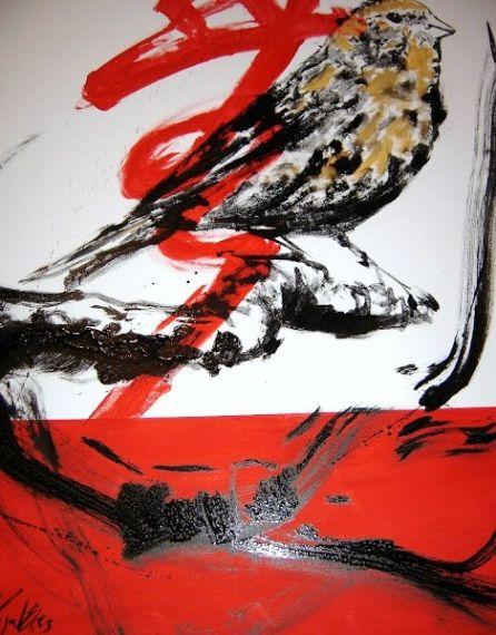 10 Pájaro solitario, de Miguel Elías