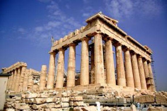 17 Imagen de la antigua Corinto