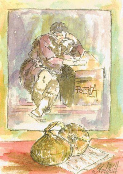 8 Poeta, de Miguel Elías
