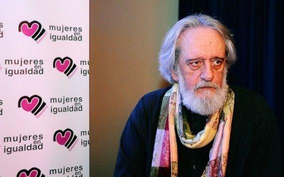9 El poeta Enrique Gracia Trinidad (fotografía de Jacqueline Alencar)