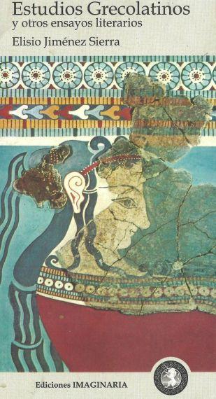 9 Estudios grecolatinos, portada