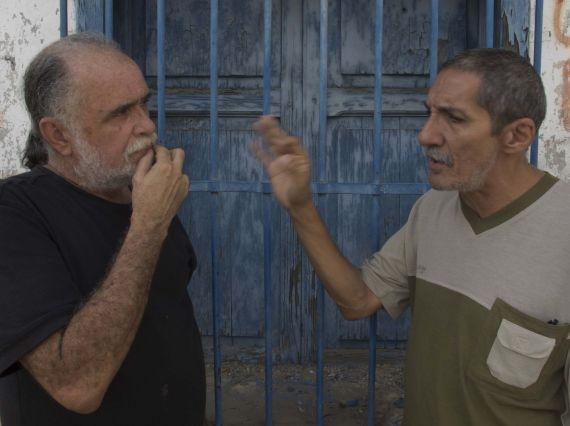 1 Harry Almela y Alberto Hernández (foto de Henry Cedeño)