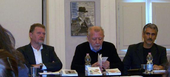 10 Rafaelli, Hahn y Darconza (Urbino, septiembre de 2017)