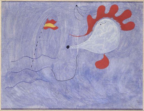 2 Pintura de Joan Miró