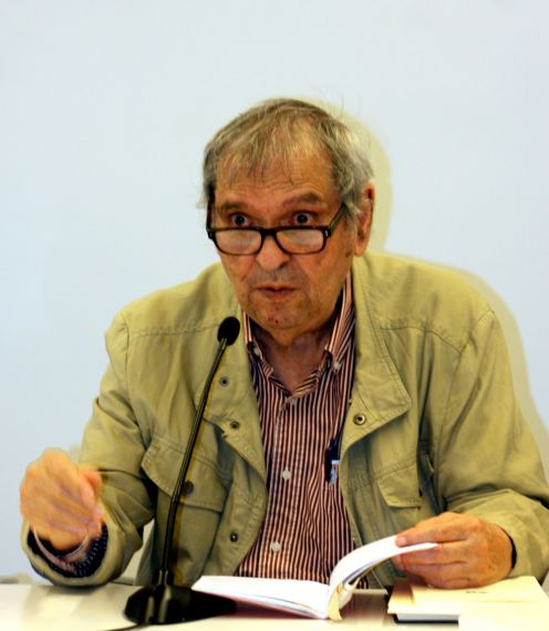 3 Otra imagen de Rafael Cadenas (foto de José Amador Martín)